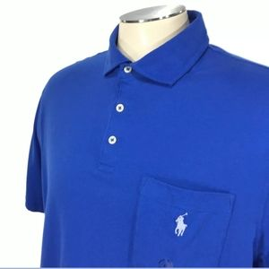 Polo by Ralph Lauren short sleeve one pocket polo
